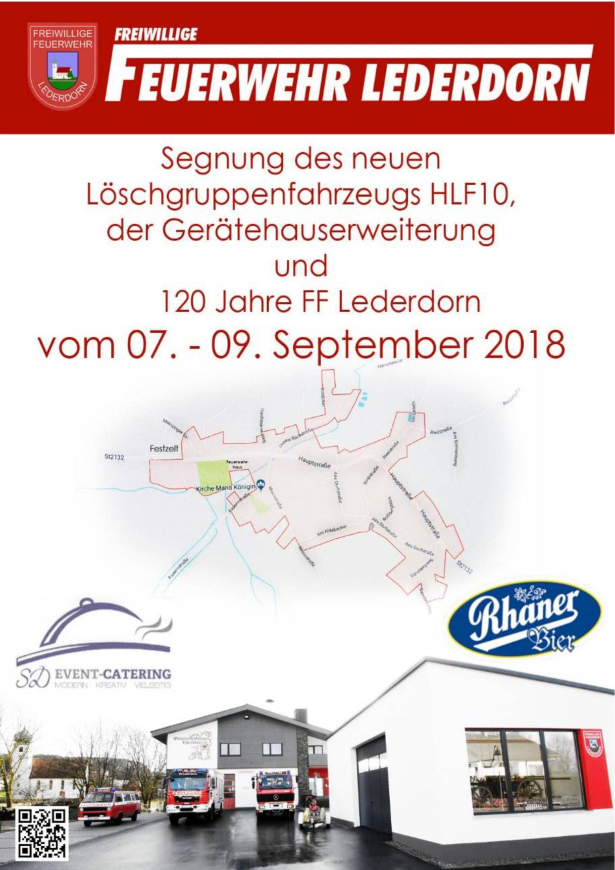 FFW Lederdorn 7. bis 9. September 2018